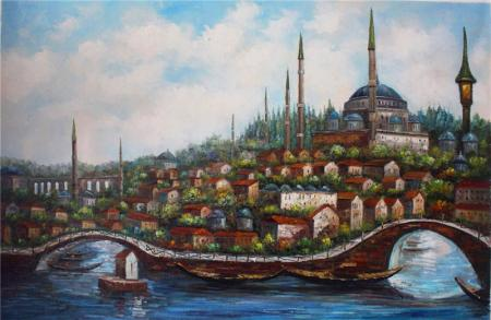 Turkey Oil Paintings